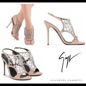 giuseppe zanotti • NEW • 🕷spider web heels